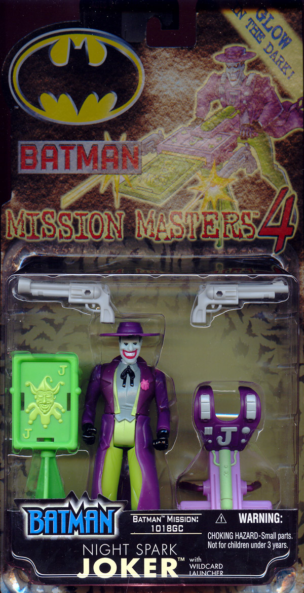 Night Spark Joker (Mission Masters 4)