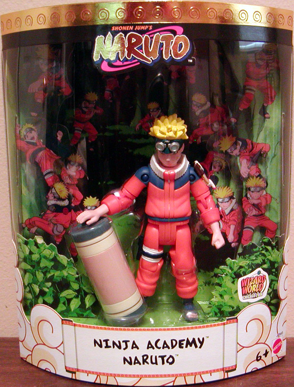 Ninja Academy Naruto (Chicago Wizard World Exclusive)