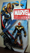 Nova (Marvel Universe, series 4, 019)