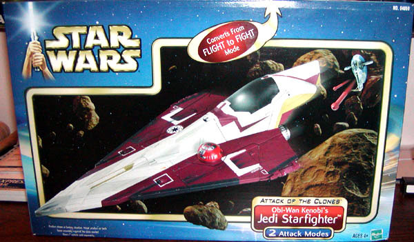 Obi-Wan Kenobi's Jedi Starfighter (Attack of the Clones)