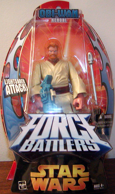 Obi-Wan Kenobi (Force Battlers)