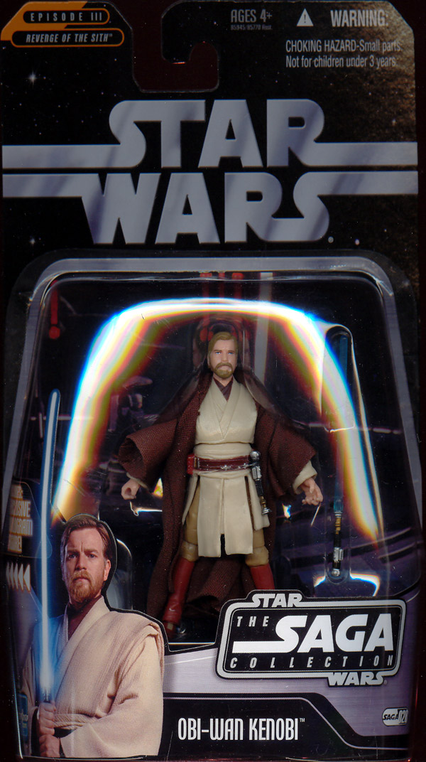 Obi-Wan Kenobi (The Saga Collection, #028)