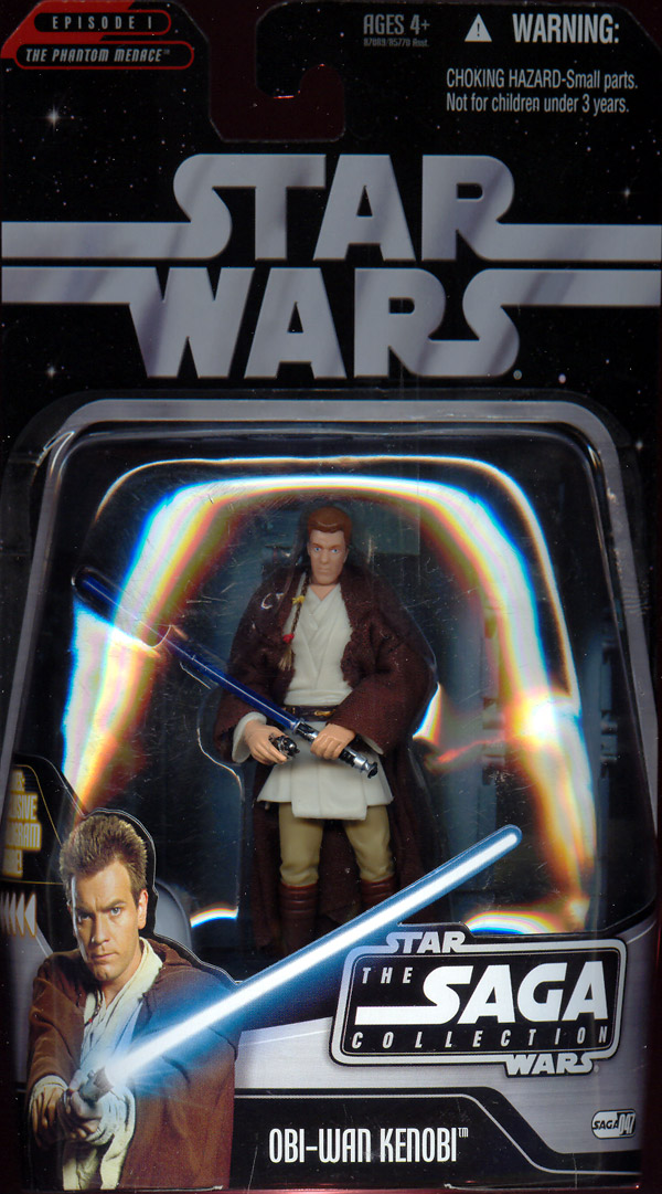 Obi-Wan Kenobi (The Saga Collection, #047)