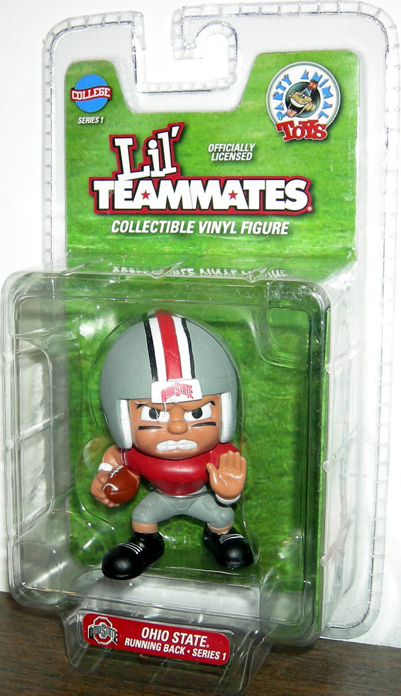 Ohio State Running Back (Lil' Teammates)