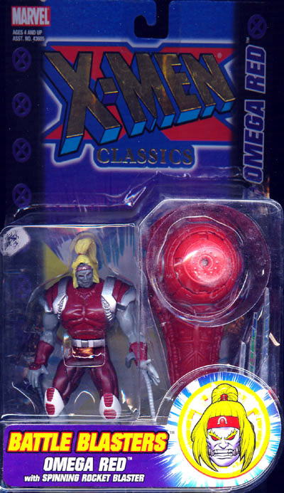 Omega Red (Battle Blasters)