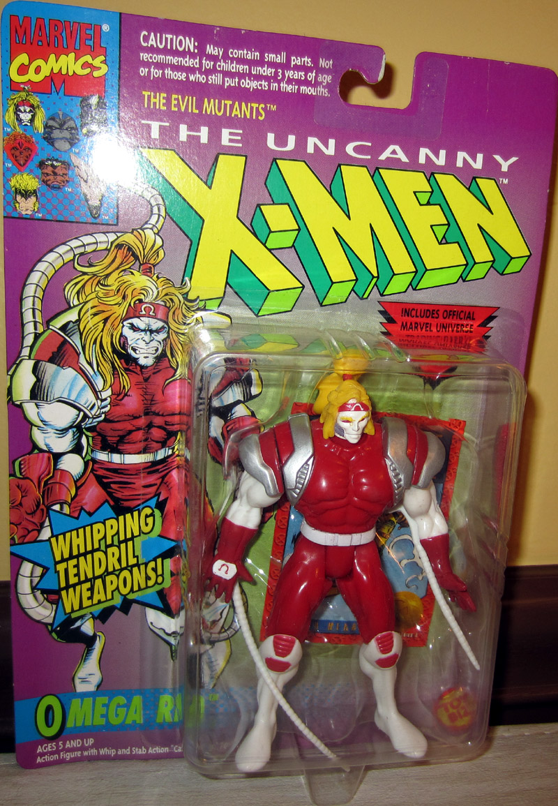 Omega Red (Whipping Tendril Weapons)