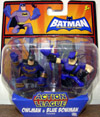 Owlman & Blue Bowman (Action League)