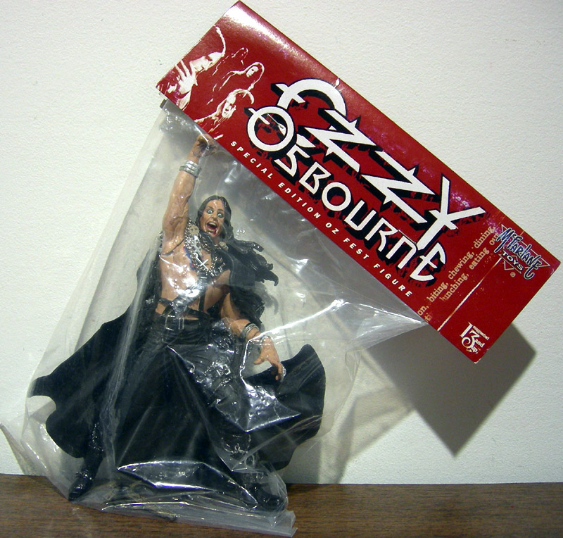 Ozzy Osbourne (Oz Fest Exclusive)