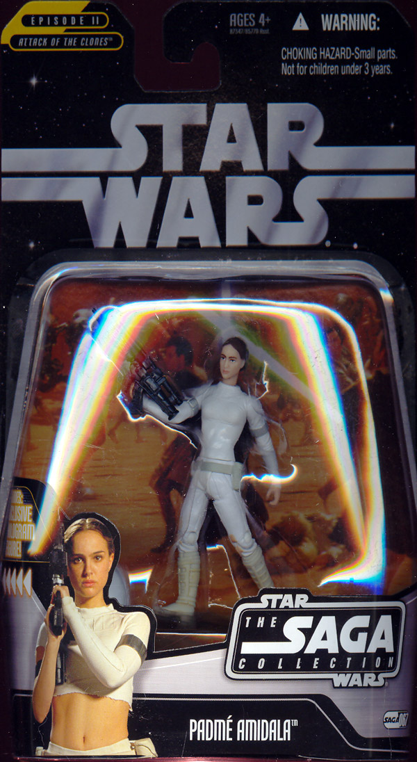 Padme Amidala (The Saga Collection, #067)