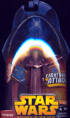 Palpatine (Revenge of the Sith, #35, red lightsaber)