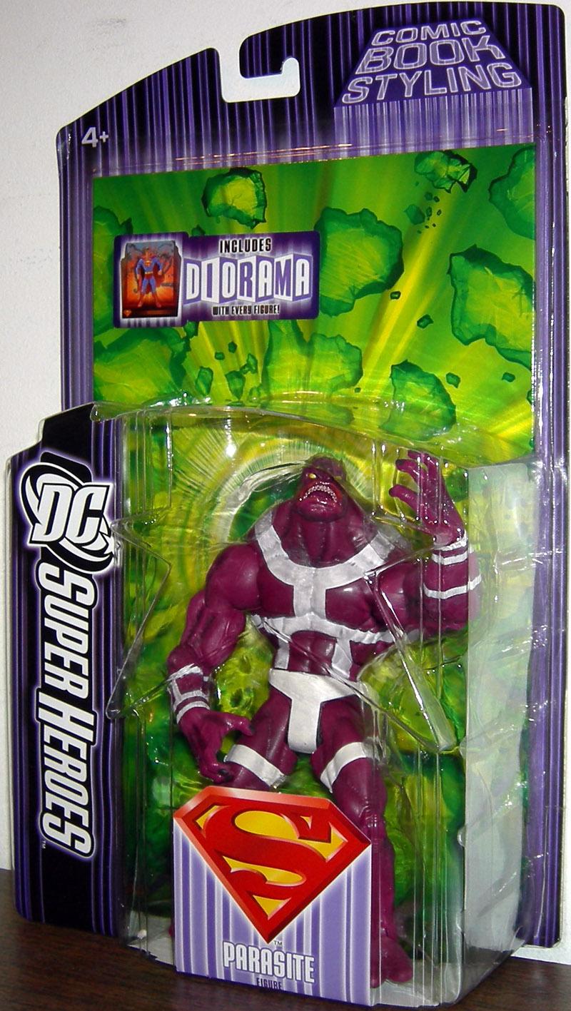 parasite dc superheroes s3