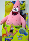 Patrick Star Plush (with DVD)