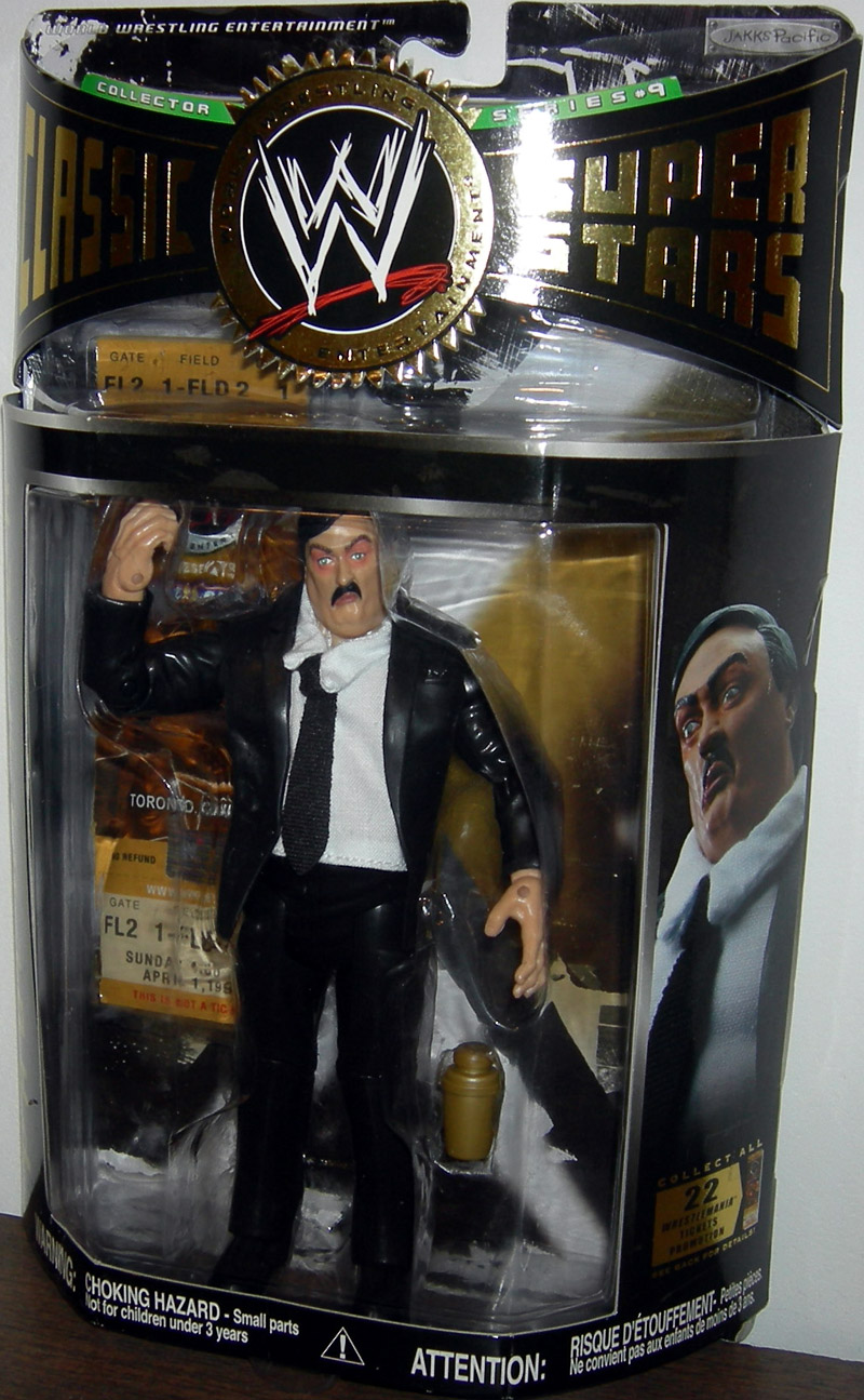 Paul Bearer (long tie)