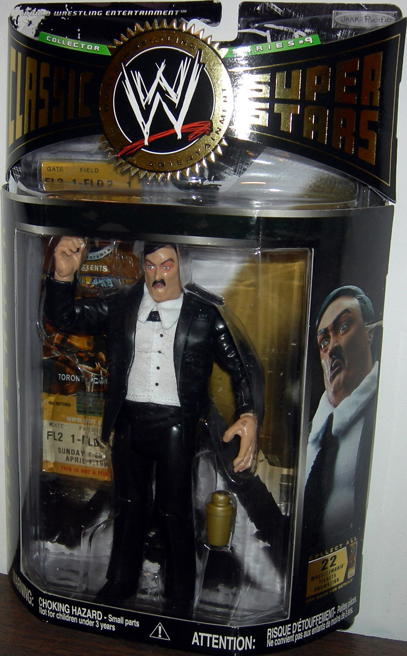 Paul Bearer (short tie)