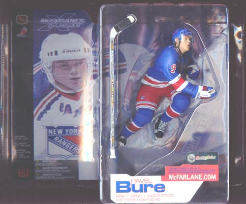 Pavel Bure (blue jersey)