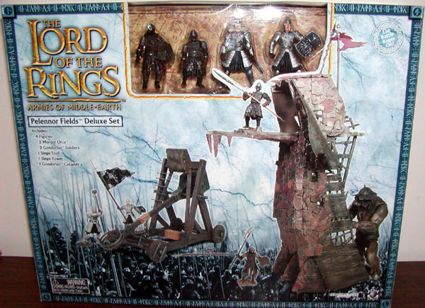 Pelennor Fields Deluxe Set (Battle Scale)