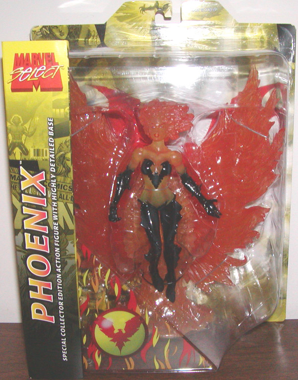 Phoenix (Marvel Select, fiery)