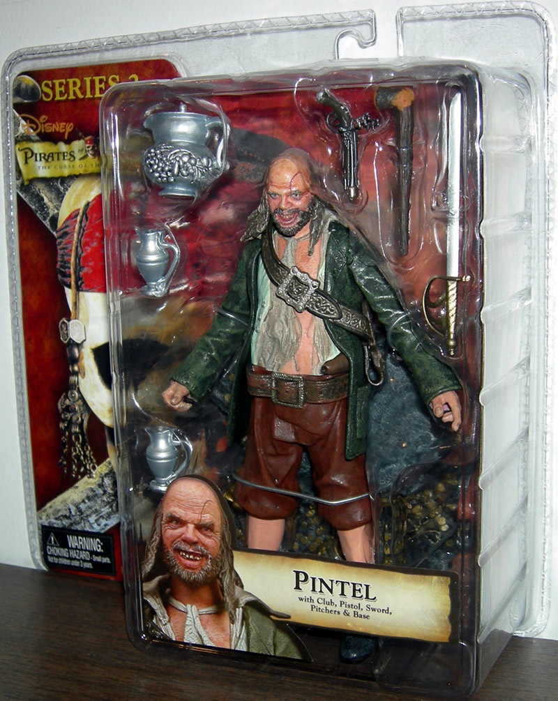 Pintel (The Curse of the Black Pearl, series 2)