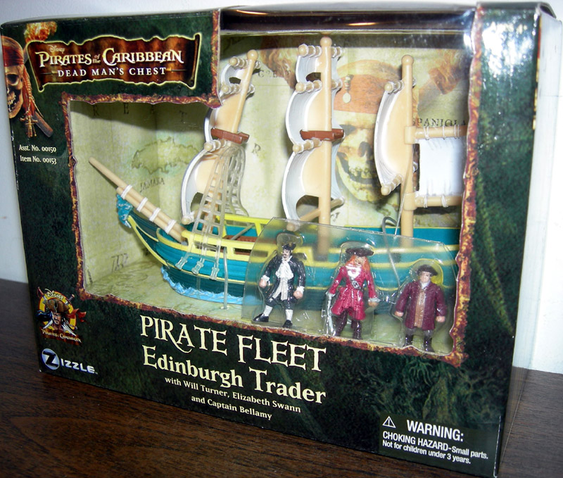 Pirate Fleet Edinburgh Trader