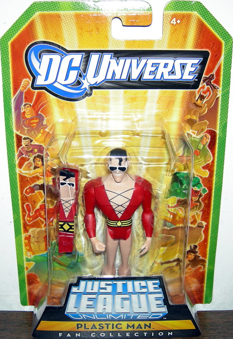 Plastic Man (Fan Collection)