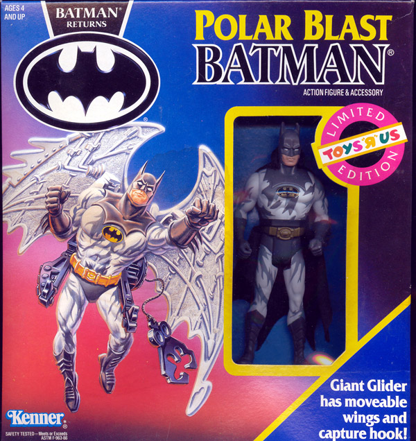 Polar Blast Batman (Batman Returns)