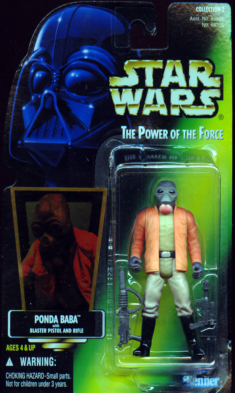 Ponda Baba (Collection 2, gray beard)