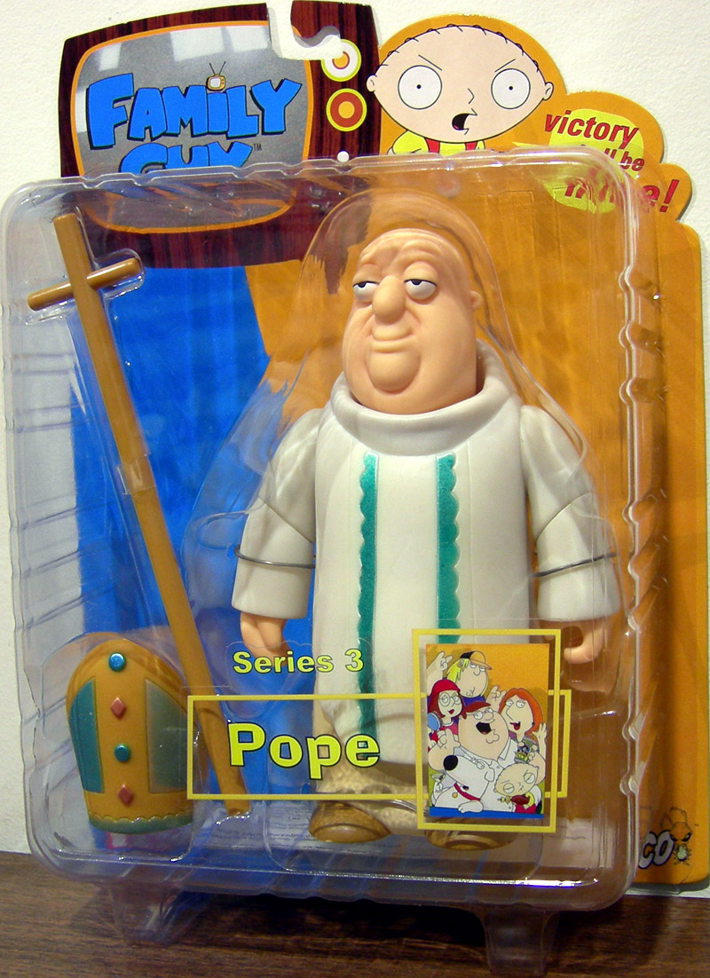 Pope (green highlights)