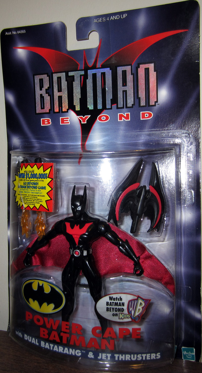 Power Cape Batman (Batman Beyond)