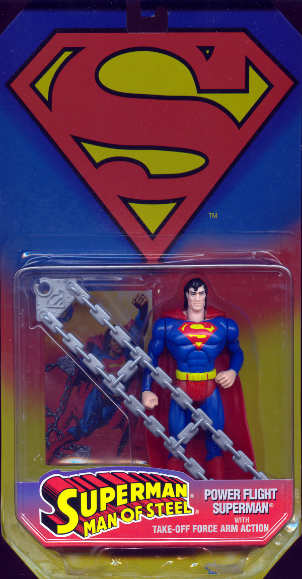 Power Flight Superman