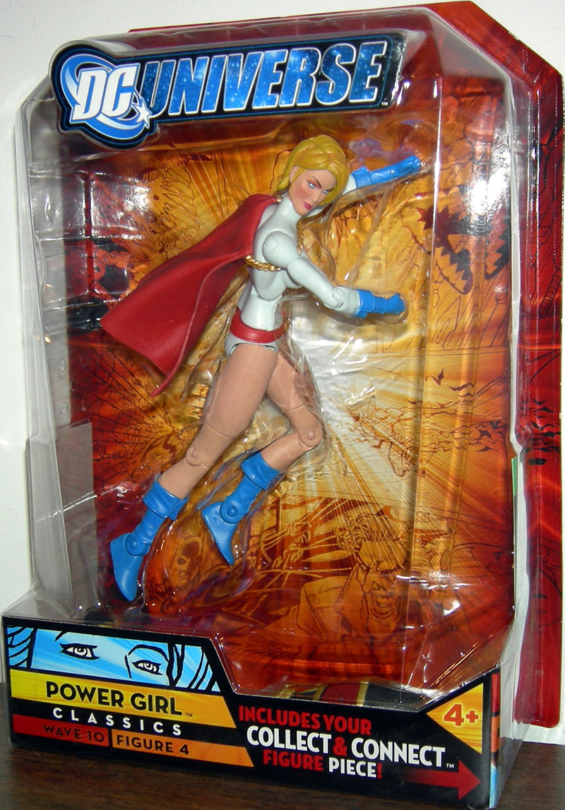 Power Girl (DC Universe)