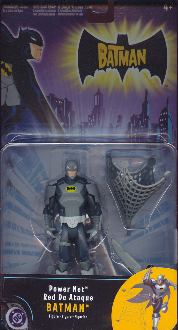 Power Net Batman (The Batman)