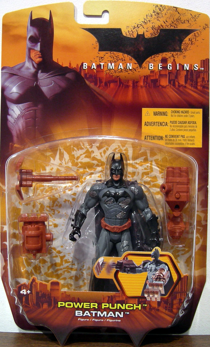 Power Punch Batman (Batman Begins)
