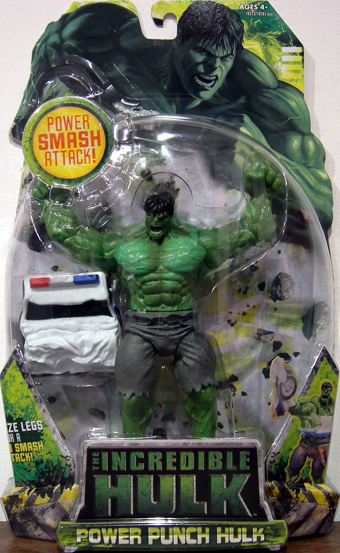 Power Punch Hulk (2008 movie)