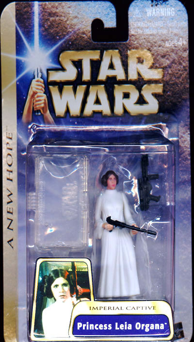 Princess Leia Organa (Imperial Captive)