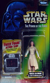 Princess Leia Organa in Ewok Celebration Outfit (freeze frame)