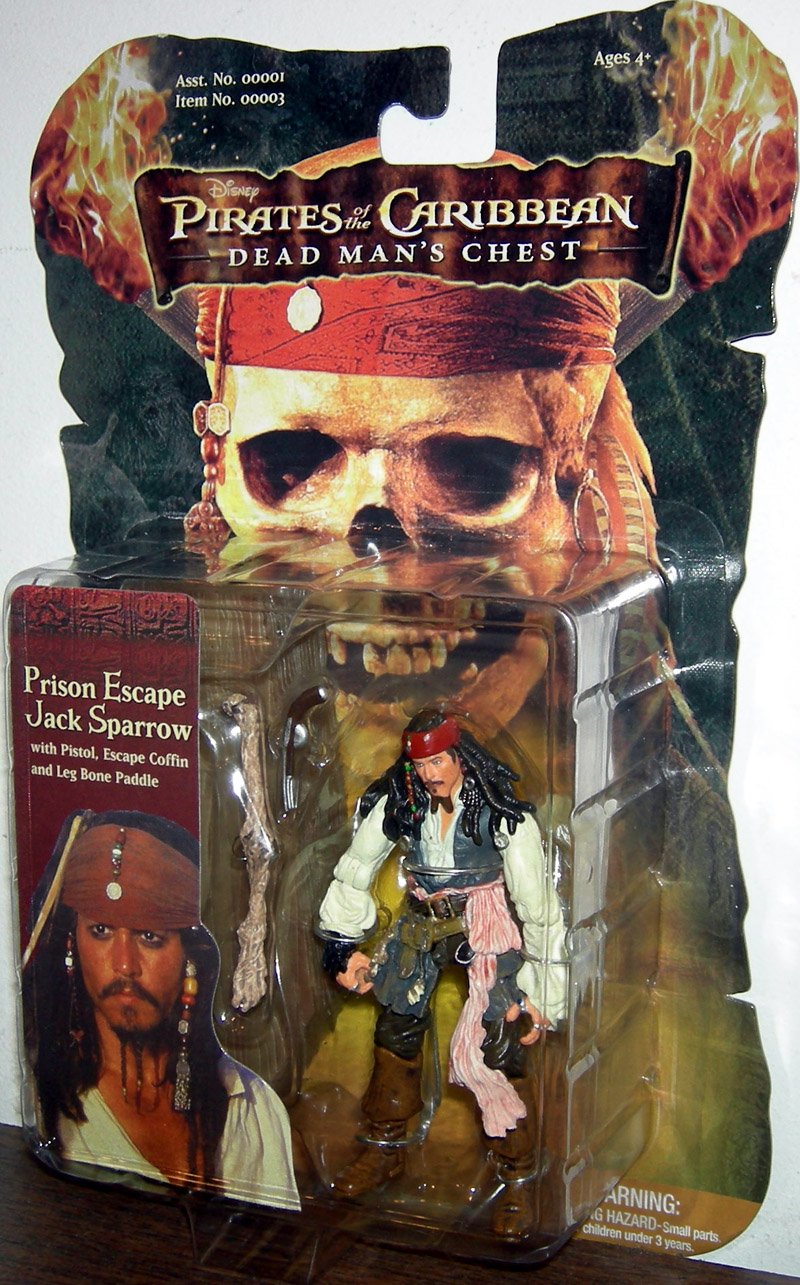 Prison Escape Jack Sparrow (3 1/2