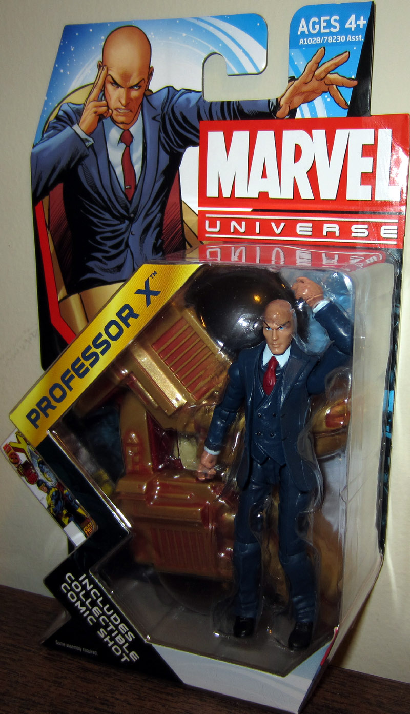Professor X (Marvel Universe, Series 4, 022)