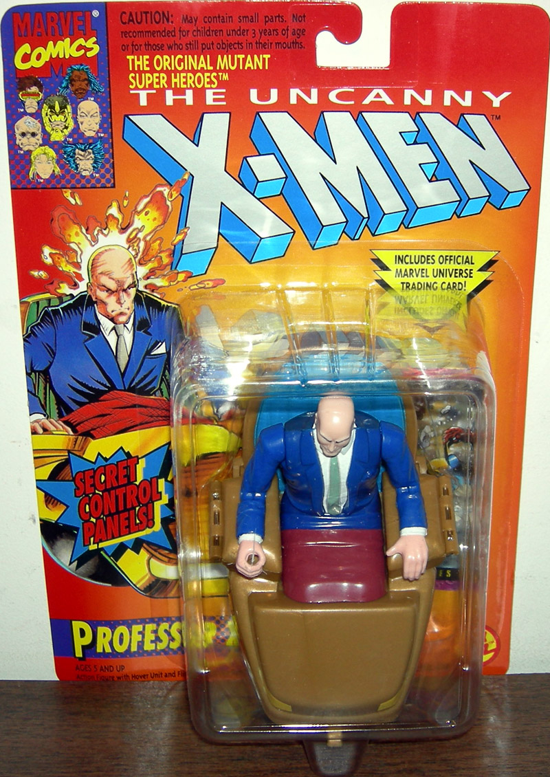 Professor X (Secret Control Panels)