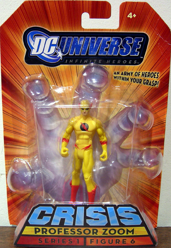 Professor Zoom (Infinite Heroes, figure 6)