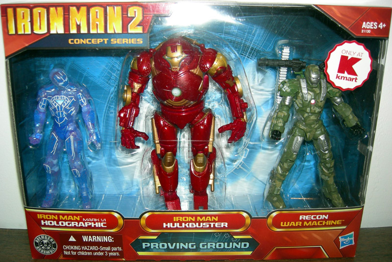 Proving Ground 3-Pack