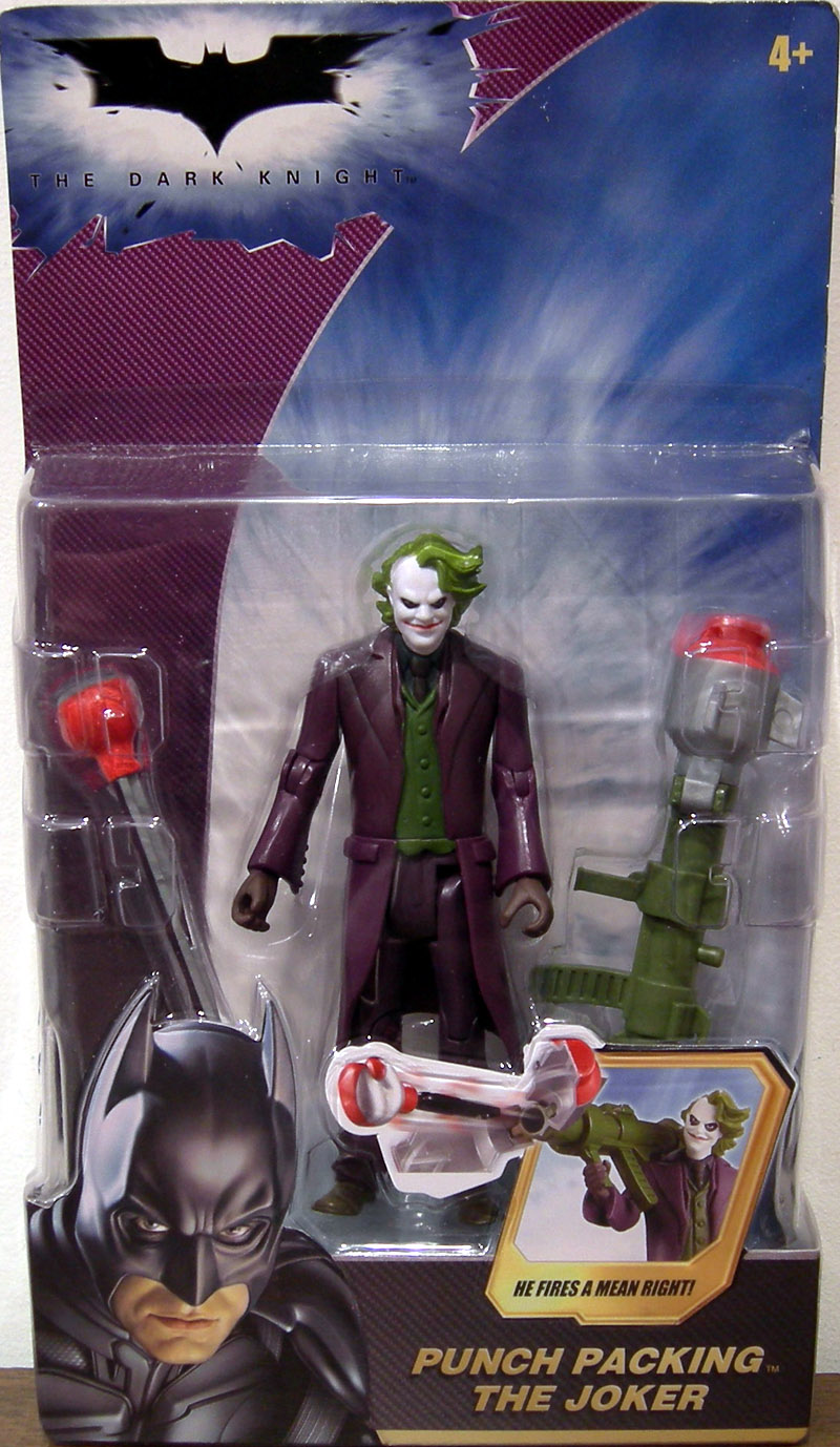 Punch Packing The Joker (The Dark Knight)