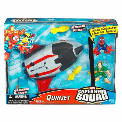 Quinjet (Super Hero Squad)