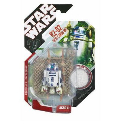 R2-D2 with cargo net (30th Anniversary)