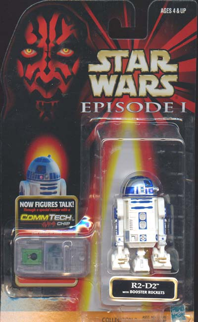 R2-D2 (Episode 1, skinny blister)