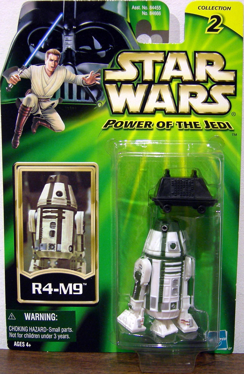 Used Star Wars Toys: R4-M9