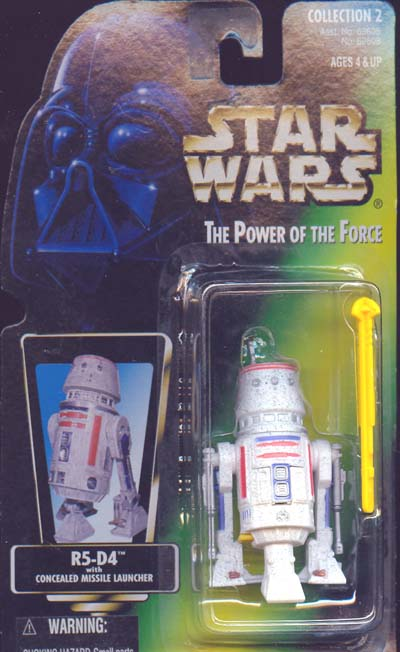 R5-D4 (green card, straight latch)