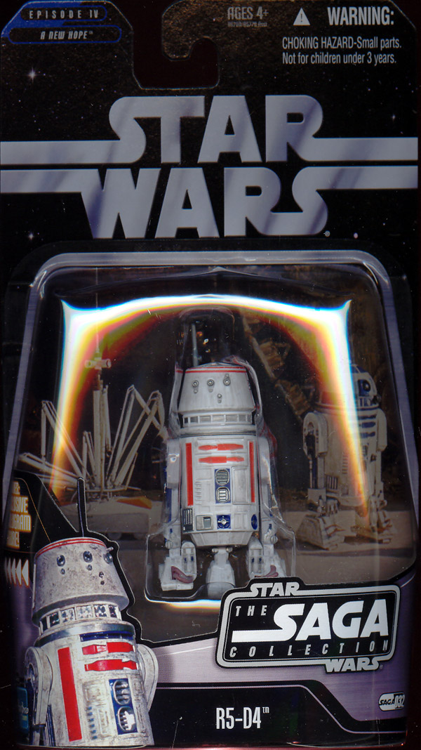 R5-D4 (The Saga Collection, #032)