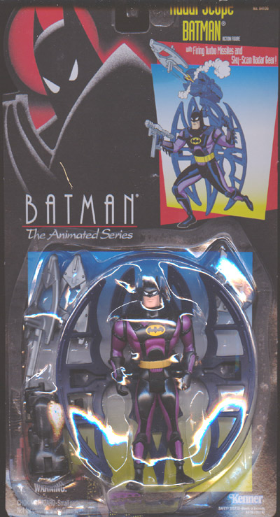Radar Scope Batman (Batman The Animated Series)