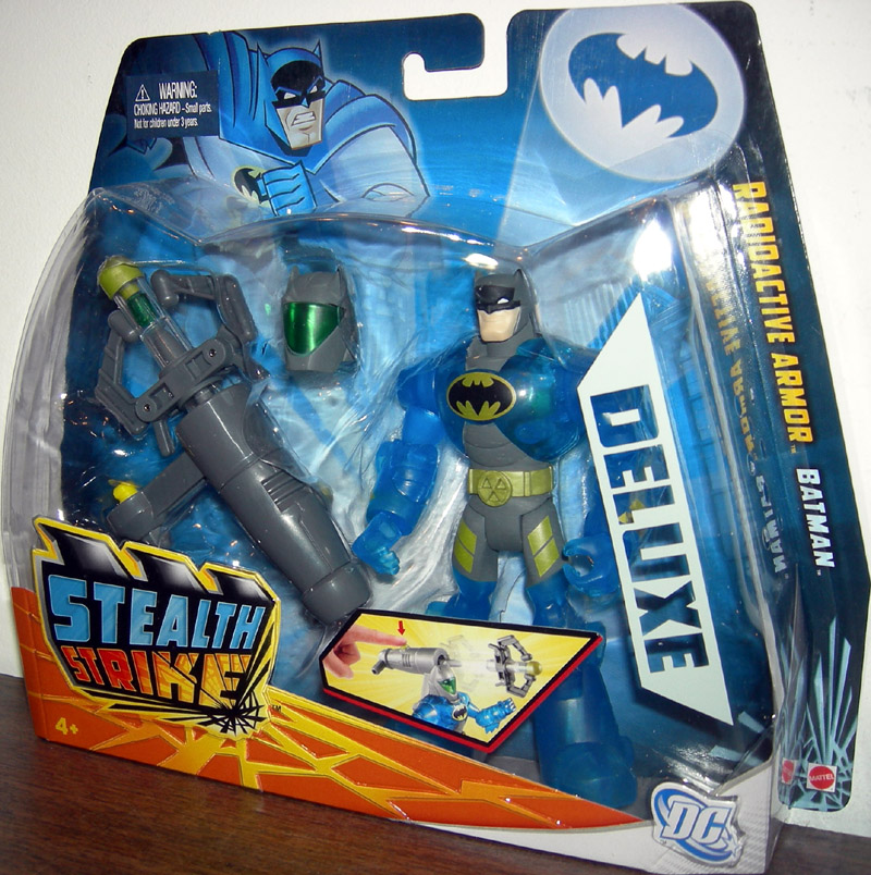 Radioactive Armor Batman (Stealth Strike)