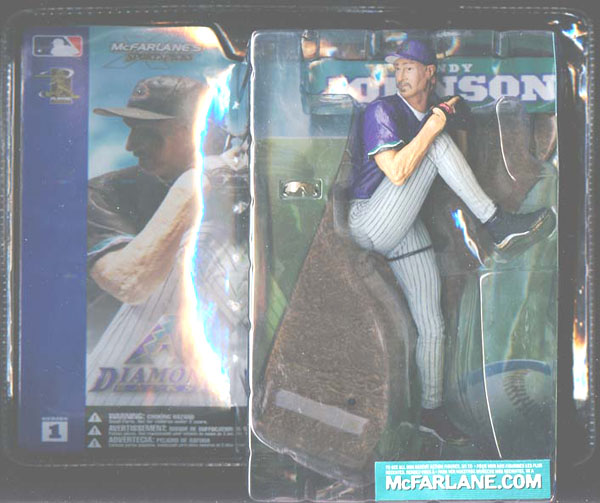 Randy Johnson (purple jersey)
